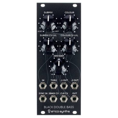 ERICA SYNTHS Black Double Bass