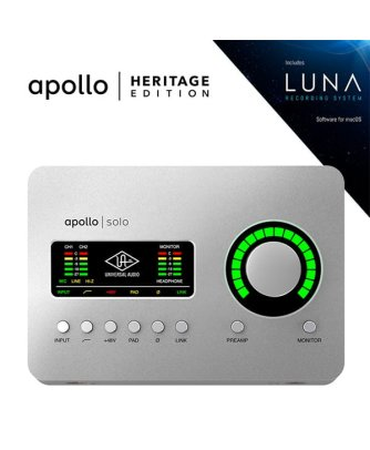 Universal Audio Apollo Solo...
