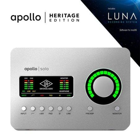 Universal Audio Solo Heritage Edition