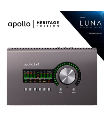 UNIVERSAL AUDIO Apollo x4 |...