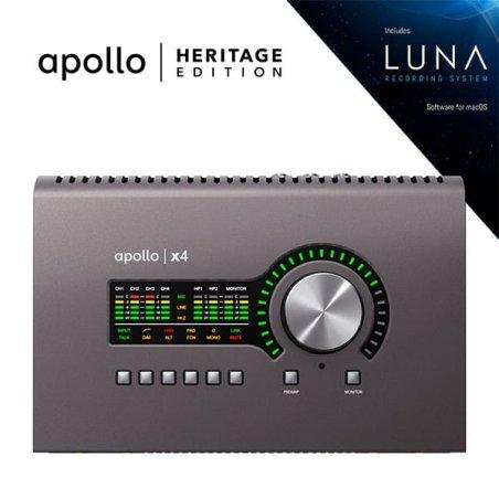UNIVERSAL AUDIO Apollo x4 | Heritage Edition