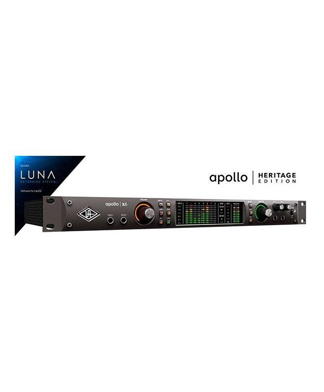 UNIVERSAL AUDIO Apollo x6 | Heritage...