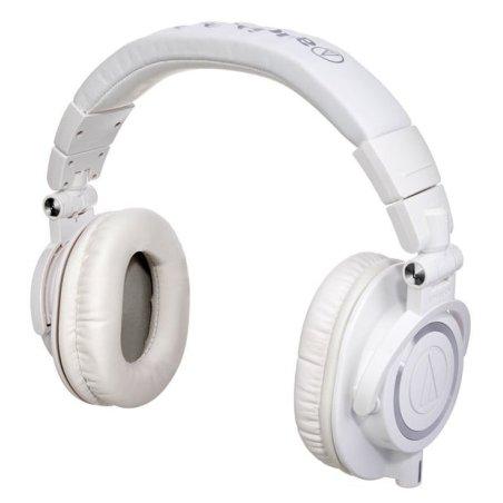 AUDIO-TECNICA ATH-M50x White