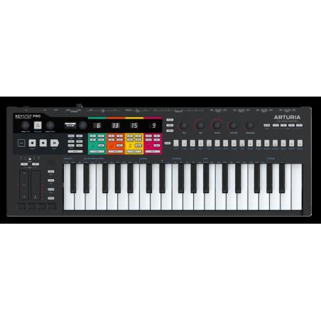 ARTURIA KeyStep Pro Black Edition