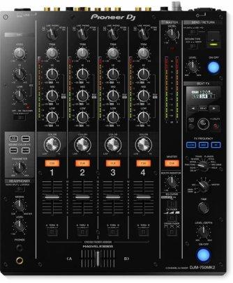 PIONEER DJM-750MK2 + MALETA...