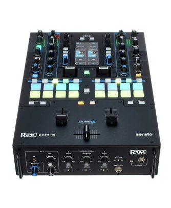 RANE SEVENTY-TWO BATTLE MIXER