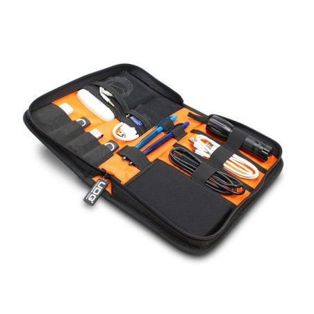 UDG Ultimate DIGI Wallet Small Black/Orange inside