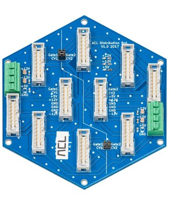 ACL Power Distribution Board
