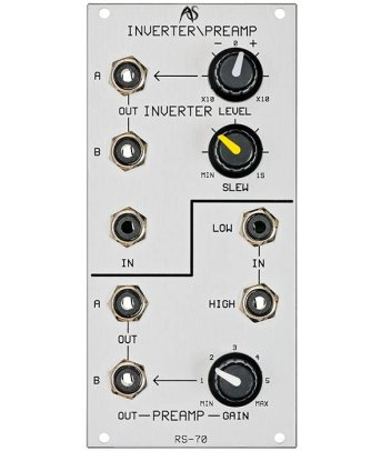 Analogue Systems RS-70 Inverter/Preamp