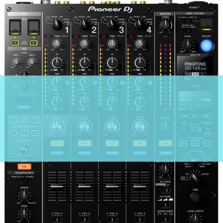 Mesas de Mezclas DJ
