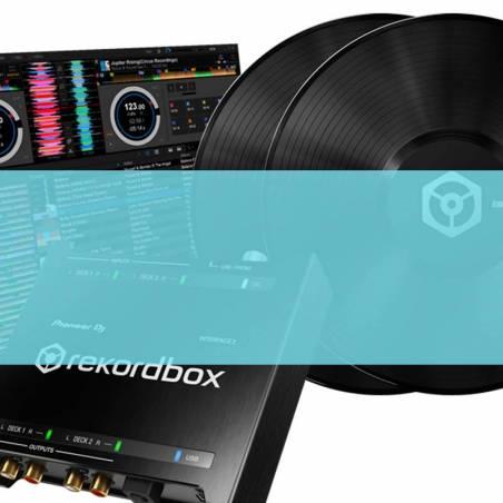 Interfaces de Audio DJ