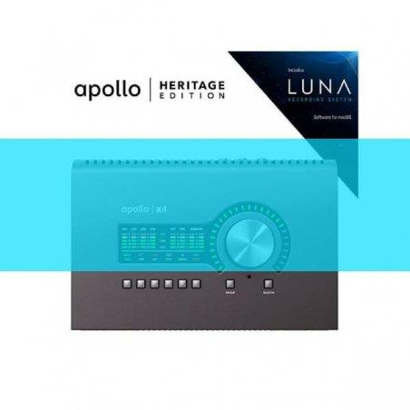 Interfaces Universal Audio Apollo X