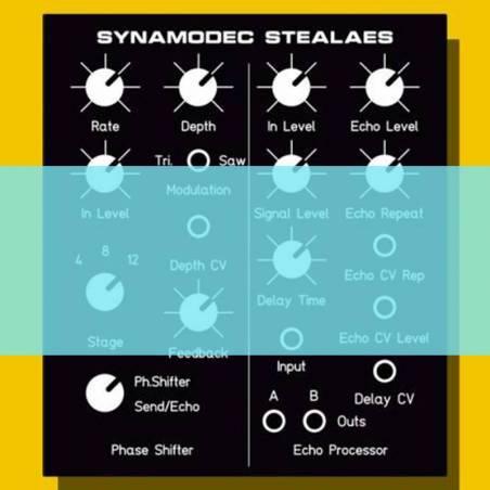 Sintetizadores Modulares fabricados a mano