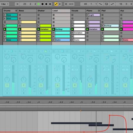 Software Produccion Musical