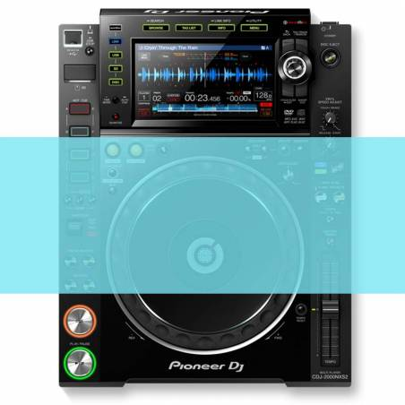 Reproductores Pioneer DJ