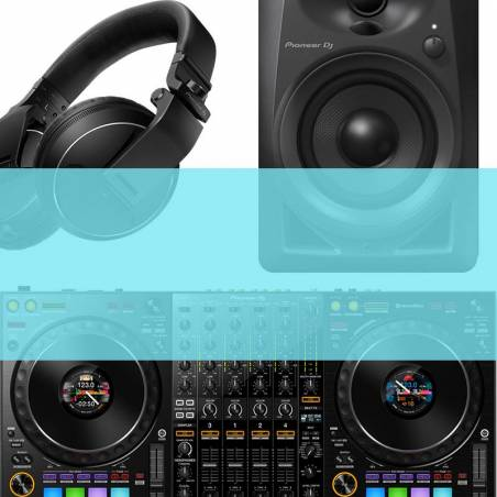 PACKS CONTROLADOR DJ