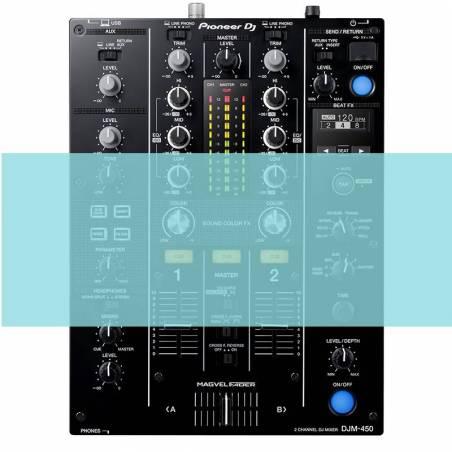 Pioneer DJ DJM-450 PACKS
