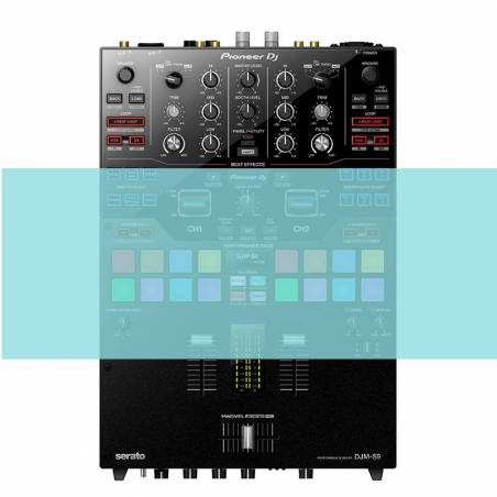 Pioneer DJ DJM-S9 PACKS