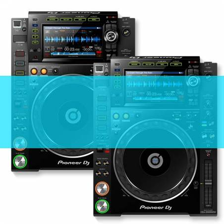 PACKS REPRODUCTORES DJ