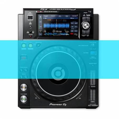 Pioneer DJ XDJ-1000MK2 PACKS