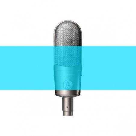 Microfonos de Cinta