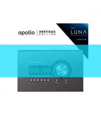 Universal Audio Apollo X